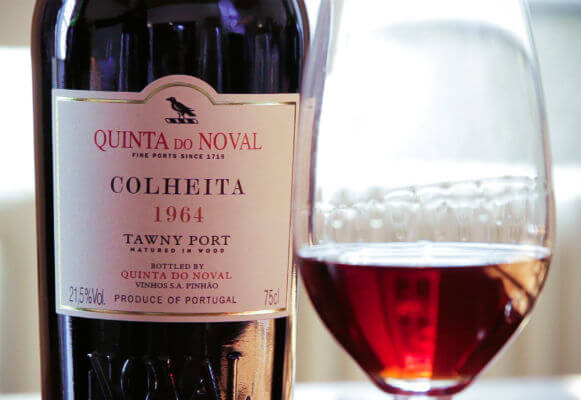 Blend-All-About-Wine-Quinta-do-Noval-Colheita-1964 Single Harvest Tawnies of excellence! Single Harvest Tawnies of excellence! Blend All About Wine Quinta do Noval Colheita 1964