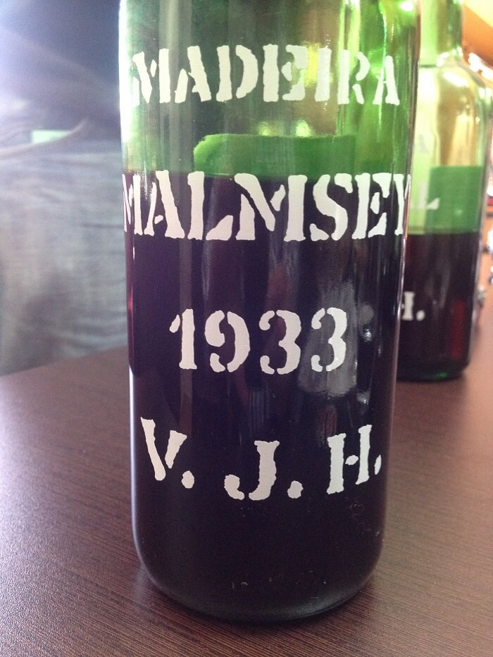 Blend-All-About-Wine-Justino-Madeira-1933 Justino's - Madeira Wine Tasting Justino's - Madeira Wine Tasting Blend All About Wine Justino Madeira 1933