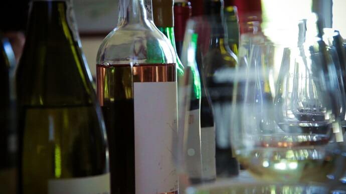 Foto 6 Copos e garrafas O Sector dos Vinhos em Portugal  O Sector dos Vinhos em Portugal  Foto 6 Copos e garrafas