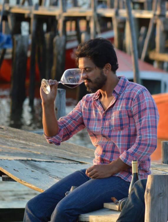 """Blend_All_About_Wine_Casca_Wines_Hélder_Cunha_2 O X marca o local para Hélder Cunha, o produtor-itinerante-salteador-de-uvas dos """"Casca Wines"""" O X marca o local para Hélder Cunha, o produtor-itinerante-salteador-de-uvas dos """"Casca Wines"""" Blend All About Wine Casca Wines H  lder Cunha 2"""