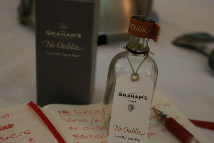 Blend_All_About_Wine_Ne_Oublie_3 Graham's  - Ne Oublie … Very Old Tawny Port Graham's  - Ne Oublie … Very Old Tawny Port Blend All About Wine Ne Oublie 3