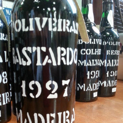 Photo Credit Sarah Ahmed Pereira d'Oliveira Bastardo 1927 Pereira d'Oliveira, Madeira – Putting the Cellaring into Cellar Door Pereira d'Oliveira, Madeira – Putting the Cellaring into Cellar Door Photo Credit Sarah Ahmed Pereira dOliveira Bastardo 1927