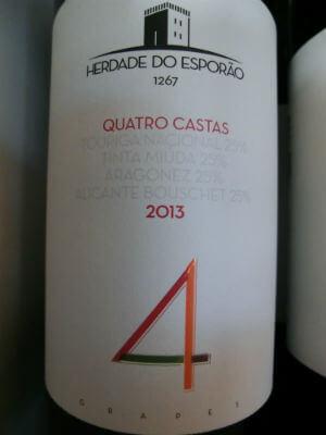 Blend-All-About-Wine-Esporao-branco-Quatro-Castas-2013 Esporão, Um Clássico do Alentejo Esporão, Um Clássico do Alentejo Blend All About Wine Esporao branco Quatro Castas 2013