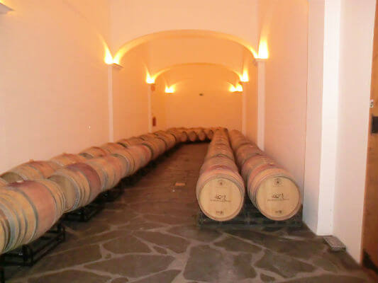 Blend-All-About-Wine-Herdade-das-Servas-Casks-Room Herdade das Servas Herdade das Servas Blend All About Wine Herdade das Servas Casks Room