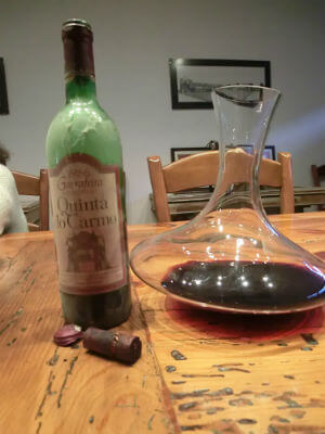 Blend-All-About-Wine-Quinta-Dona-Maria-Quinta-do-Carmo-Garrafeira-1986 Wine Tradition, History and Production as an Art Wine Tradition, History and Production as an Art Blend All About Wine Quinta Dona Maria Quinta do Carmo Garrafeira 1986