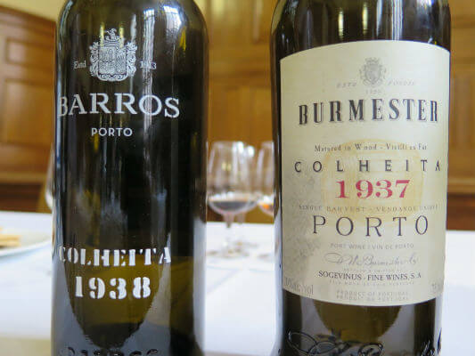 Blend-All-About-Wine-Back-to-The-Thirties-House-of-Tawnies-Barros-Colheita-1938-Burmester-Colheita-1937