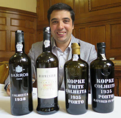 Blend-All-About-Wine-Back-to-The-Thirties-House-of-Tawnies-Carlos-Alves-Winemaker-Sogevinus