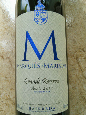 Blend-All-About-Wine-Marques-de-Marialva-Grande-Reserva-Arinto-2014 The two Arinto wines by Marquês de Marialva The two Arinto wines by Marquês de Marialva Blend All About Wine Marques de Marialva Grande Reserva Arinto 2014