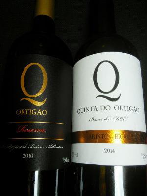 Quinta do Ortigão Arinto/Bical 2014 Ortigão Reserva 2010 Quinta do Ortigão Quinta do Ortigão, from Bairrada to the World Blend All About Wine Quinta do Ortig  o 2010 2014