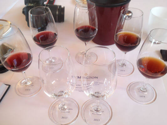 Blend-All-About-Symington-New-Tasting the symington family's new vintages The Symington family's new Vintages Blend All About Symington New Tasting