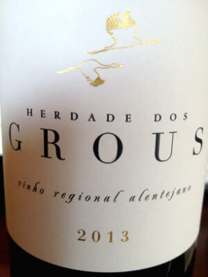 Herdade dos Grous Red 2013 Um Projecto Vencedor no Alentejo Profundo Um Projecto Vencedor no Alentejo Profundo Blend All About Wine Herdade dos Grous Red 2013