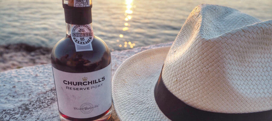 Blend-All-About-Wine-Lighthouse-Keepers-Churchill's-Reserve-Port wine
