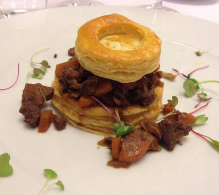 Blend-All-About-Wine-Narcissus Fernandesii Restaurant-partridge-pie