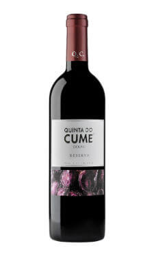 Blend-All-About-Wine-Quinta do Cume-Reserva-tinto quinta do cume Quinta do Cume, com Provesende a seus pés... Blend All About Wine Quinta do Cume Reserva tinto