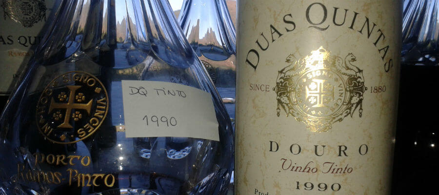 Blend-All-About-Wine-Ramos Pinto-Duas-Quintas-1990