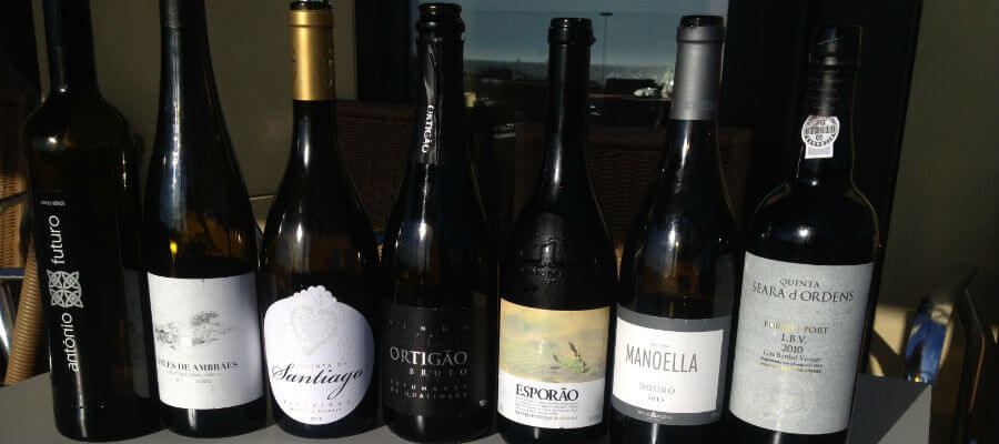 Blend-All-About-Wine-Areia Restaurant Bar-the-wines