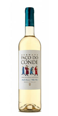 Blend-All-About-Wine-Herdade Paço do Conde-white herdade paço do conde Herdade Paço do Conde, do Alentejo mais alentejano Blend All About Wine Herdade Pa  o do Conde white