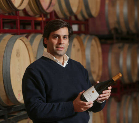 Blend-All-About-Wine-Monte da Ravasqueira-Chief Winemaker Pedro Pereira Gonçalves