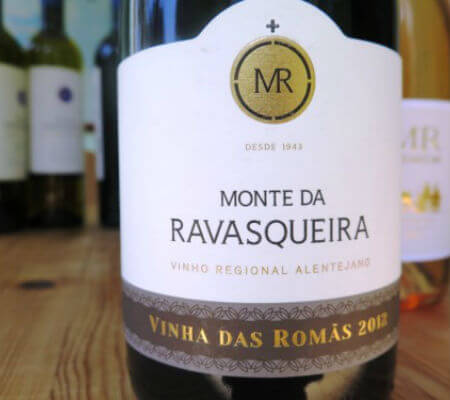 Blend-All-About-Wine-Monte da Ravasqueira-Vinhas-das-Romãs-2012