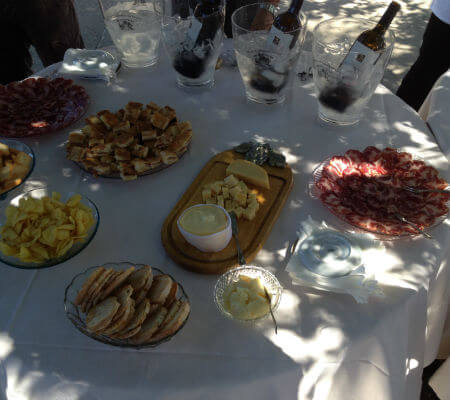 Blend-All-About-Wine-Grape-harvesting-Appetizers vindimas Um fim-de-semana de vindimas no Douro... Blend All About Wine Quinta de Cidr   Appetizzers