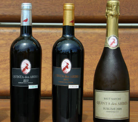 Blend-All-About-Wine-Quinta dos Abibes-Wines
