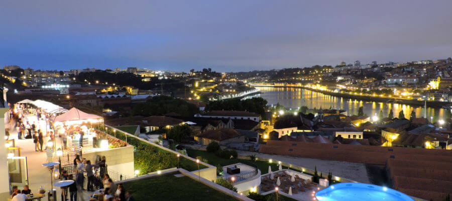 Blend-All-About-Wine-The Yeatman Hotel-Sunset-4