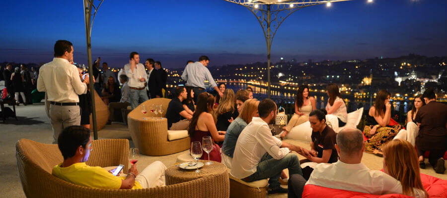 Blend-All-About-Wine-The Yeatman Hotel-Sunset-Party