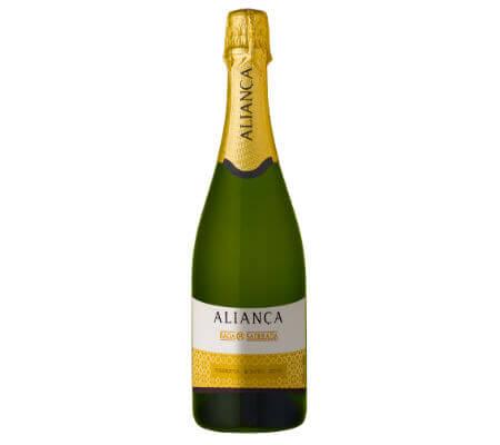 Blend-All-About-Wine-Aliança-Baga-Bairrada-Reserva-Sparkling-Bruto-2013 aliança Uma aliança entre o vinho e a arte, no coração da Bairrada Blend All About Wine Alian  a Baga Bairrada Reserva Sparkling Bruto 2013