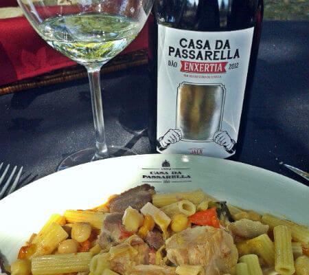 Blend-All-About-Wine-Casa da Passarella-Harvesting-day-Enxertia-Jaen-2012