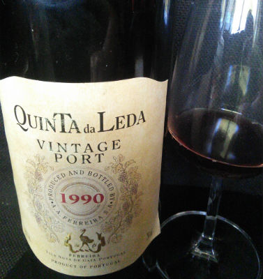 Blend-All-About-Wine-Quinta-da-Leda-bottle quinta da leda Quinta da Leda Vintage 1990, o primeiro Quinta da Leda Blend All About Wine Quinta da Leda bottle