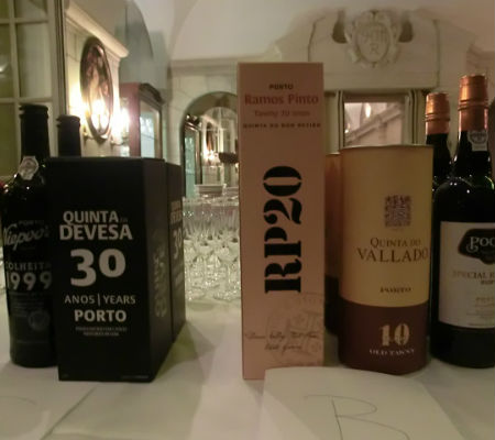 Blend-All-About-Wine-Port wine-Vienna-The wines