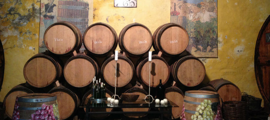 Blend-All-About-Wine-Quinta da Casa Amarela-olda-cask-room