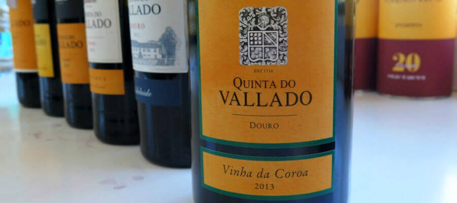 Blend-All-About-Wine-Quinta do Vallado-Vinha-da-Coroa-2013
