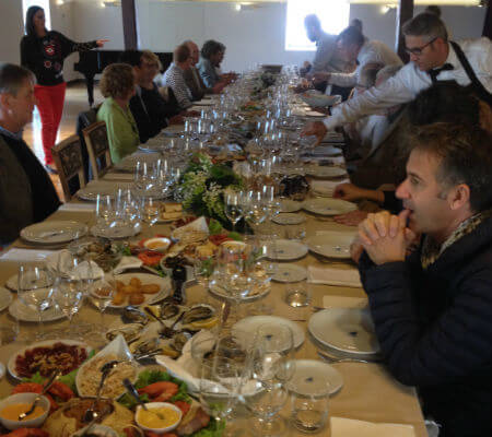 Blend-All-About-Wine-The-25-years-of the Duas Quintas wine-Lunch