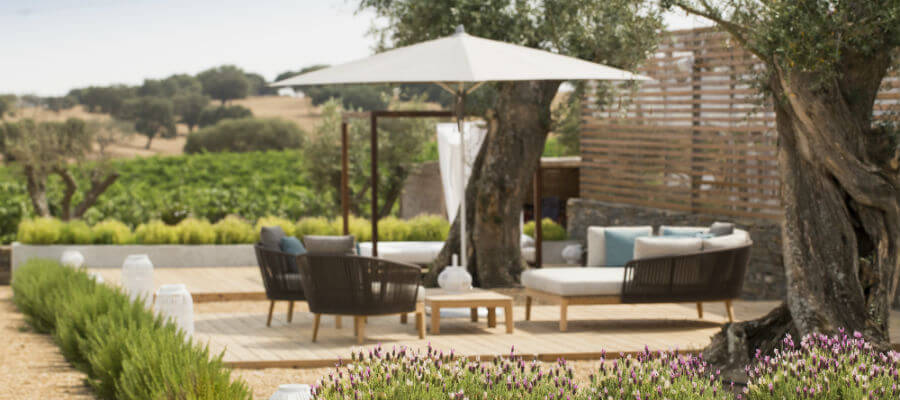 Blend-All-About-Wine-Herdade da Malhadinha-Outside herdade da malhadinha Herdade da Malhadinha Nova's Country House & Spa - A place where quality reigns! Blend All About Wine Herdade da Malhadinha Outside