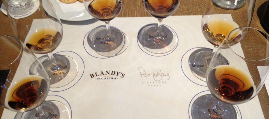 Blend-All-About-Wine-News from Blandy's-Tasting