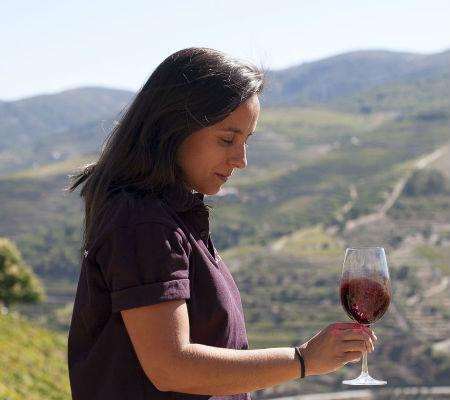 Blend-All-About-Wine-Quinta Vale D. Maria-Joana Pinhão