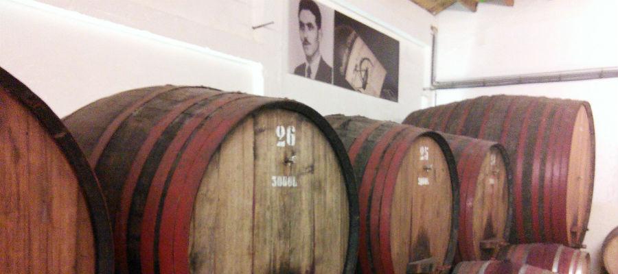 Blend-All-About-Wine-Quinta das Bágeiras-barrels quinta das bágeiras Quinta das Bágeiras, o minimalismo enológico Blend All About Wine Quinta das B  geiras barrels