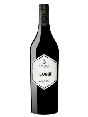 Blend-All-About-Wine-Hexagon red 2013 hexagon Hexagon Tinto 2009 e Hexagon Branco 2013 (Seis é número de saber) – Colecção Privada Domingos Soares Franco Touriga Francesa 2013 Blend All About Wine Hexagon red 2013