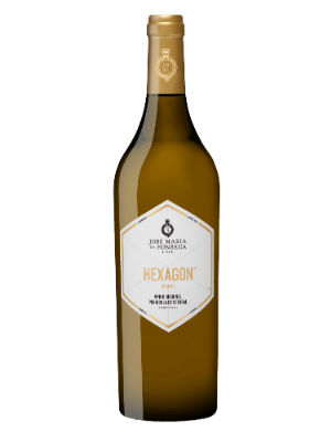 Blend-All-About-Wine-Hexagon white 2013 hexagon Hexagon Tinto 2009 e Hexagon Branco 2013 (Seis é número de saber) – Colecção Privada Domingos Soares Franco Touriga Francesa 2013 Blend All About Wine Hexagon white 2013