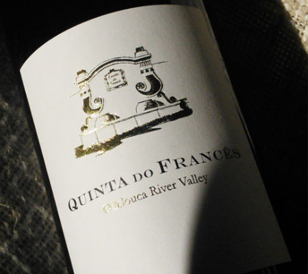 Blend-All-About-Wine-Quinta do Francês red 2013 quinta do francês Quinta do Francês, o médico que sonhou ser enólogo Blend All About Wine Quinta do Franc  s red 2013