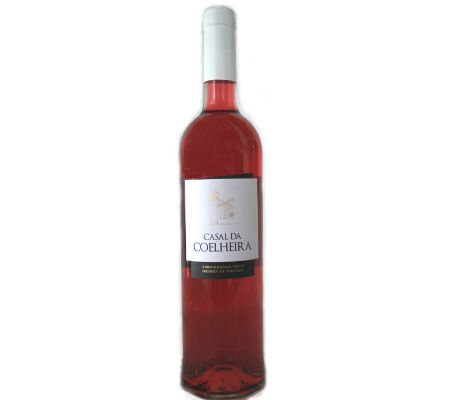 Blend-All-About-Wine-Casal da Coelheira Rosé 2015 rosé Dois rosados do Tejo – Casal da Coelheira 2015 e Tyto Alba 2015 Blend All About Wine Casal da Coelheira Ros   2015