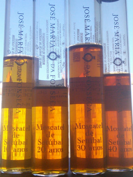 Blend-All-About-Wine-100 Years Moscatel de Setubal-Tasting