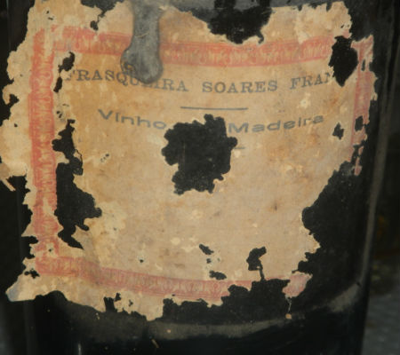 Blend-All-About-Wine- At the flavour of history Frasqueira Soares Franco-Vinho Madeira