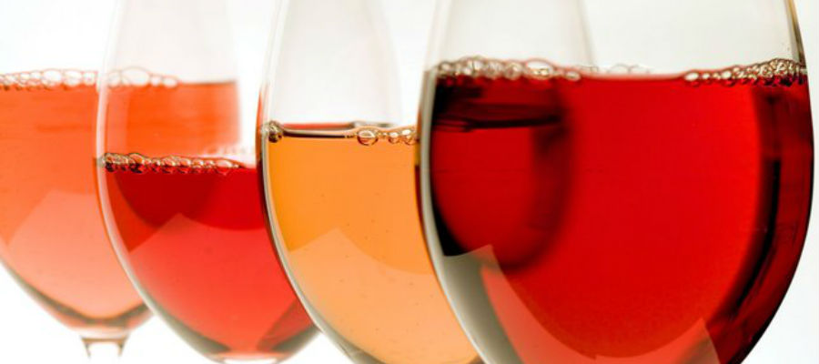 Blend-All-About-Wine-Wine Snob-Rose colors