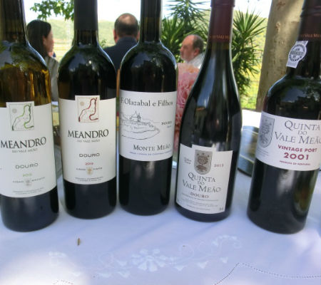 Blend-All-About-Wine-Quinta do Vale Meão-The wines