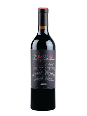 Blend-All-About-Wine-Vertical Bafarela-Grande Reserva Bafarela 2010