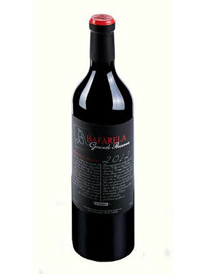 Blend-All-About-Wine-Vertical Bafarela-Grande Reserva Bafarela 2012 bafarela Prova vertical de Bafarela Blend All About Wine Vertical Bafarela Grande Reserva Bafarela 2012