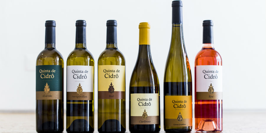Blend-All-About-Wine-Quinta de Cidrô-The wines