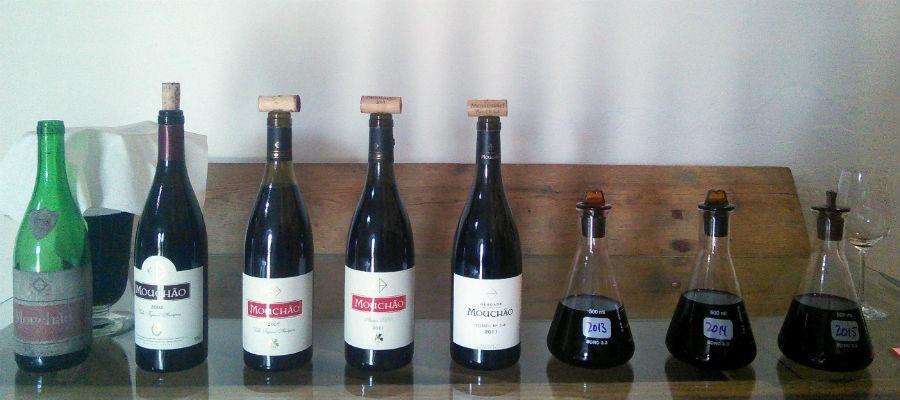 herdade do mouchao_vinhos mouchão Herdade do Mouchão, Tonel 3-4 2011 herdade do mouchao vinhos